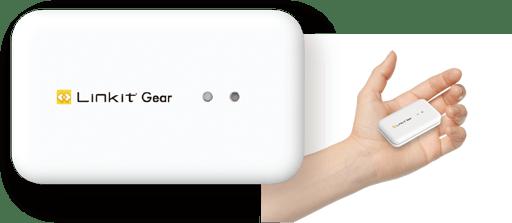 Linkit Gear|ビーコン対応GPSトラッカー「GPS/ビーコン受信機」